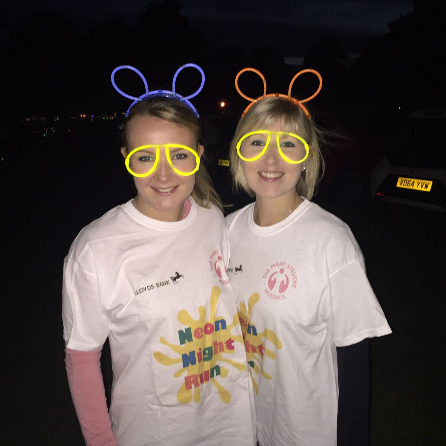Race offers some light relief for hospice