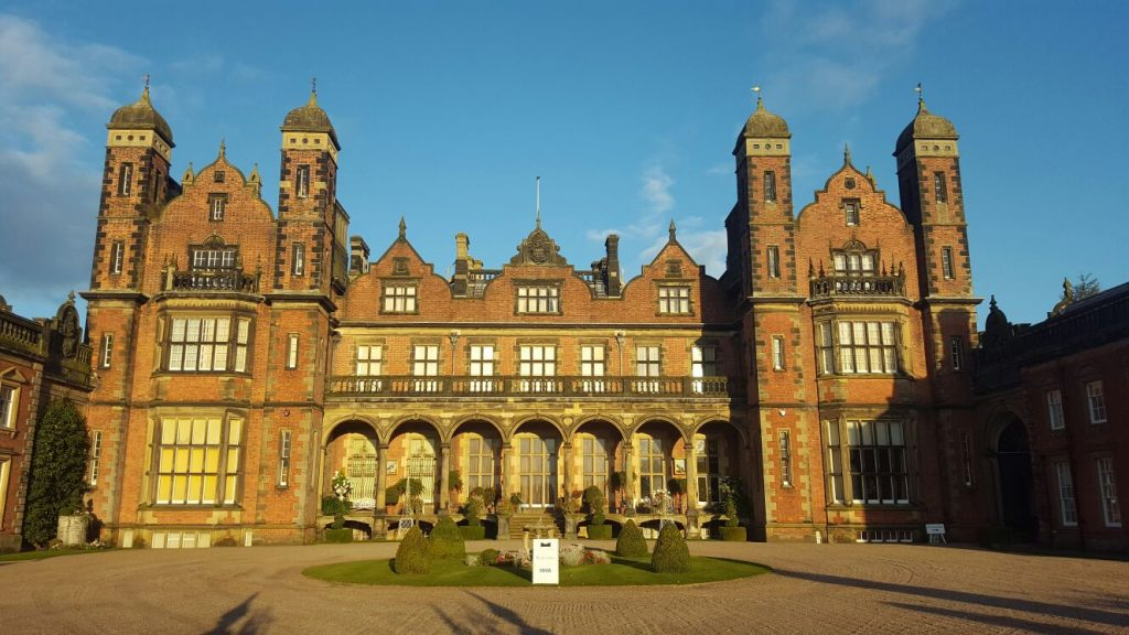 Historic houses - and coping with their upkeep
