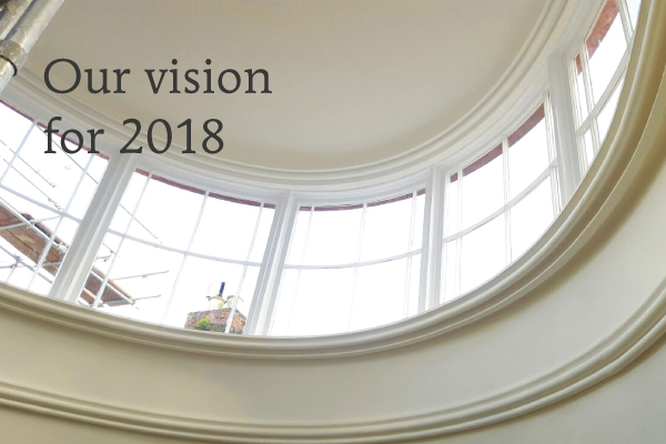 Our vision for 2018