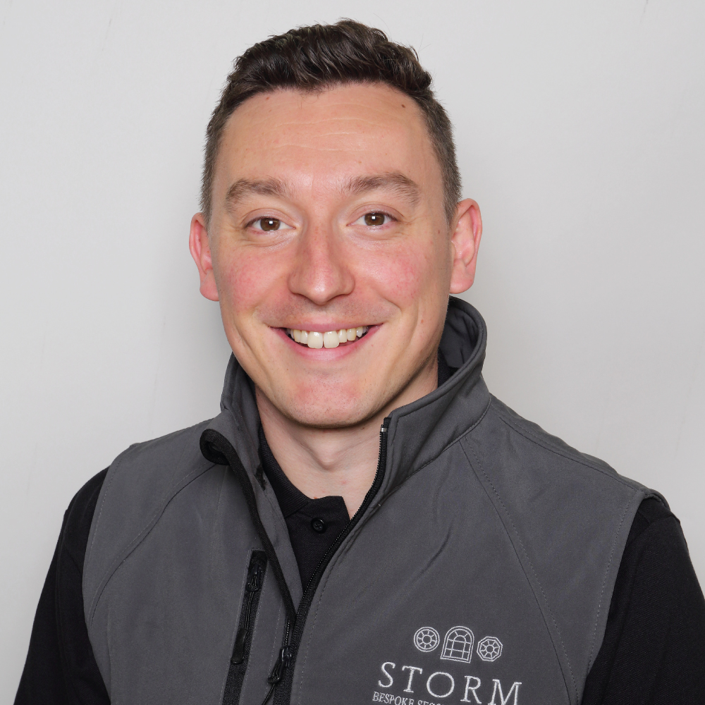 Meet the Team - Oliver Parkes, Surveyor/Fitter