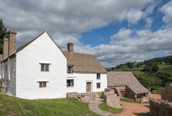 documentary on a renovation project involving Storm was recently shown on Channel 4's sister station More4. £4 Million Restoration: Historic House Rescue is a two-part series covering work that took place at Llwyn Celyn, a medieval hall house located in the Black Mountains.