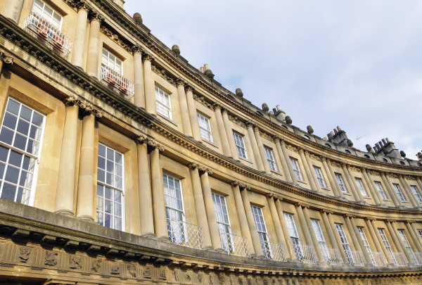 As specialists on working with listed buildings then it's easy to see why Bath is one of our favourite cities to work in.