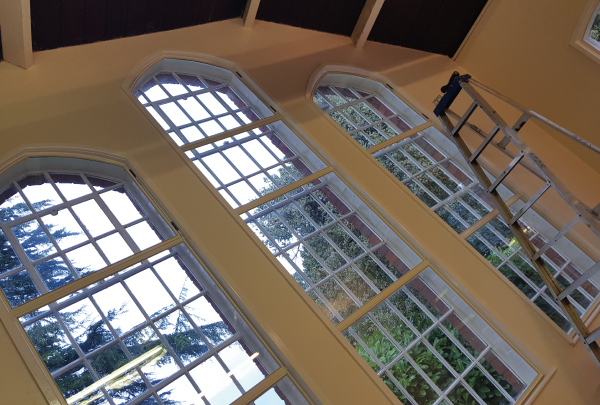 Another project that we are delighted to be involved with is the restoration of Kingswood Meeting House located in Hollywood, Birmingham.