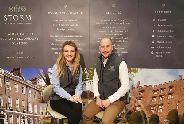 We spent last weekend talking to the owners of some of Britain's most beautiful buildings, whilst exhibiting at the Listed Property Owners Show in London.
