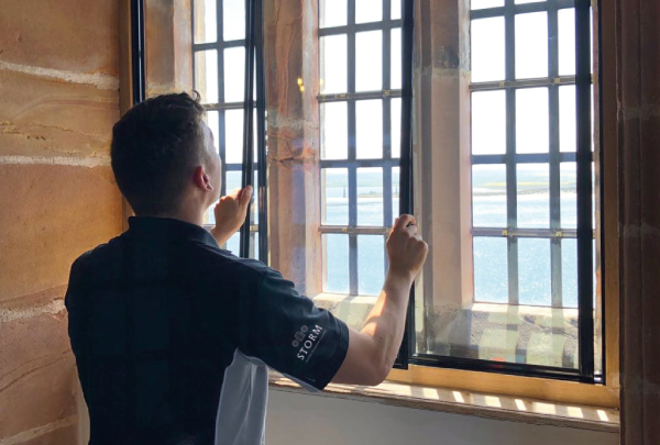 There's no such luxury for us, however, as our diary is full to the brim with new, exciting projects! Not that we're complaining, as we're doing what we adore - helping restore and renovate beautiful buildings across the UK.