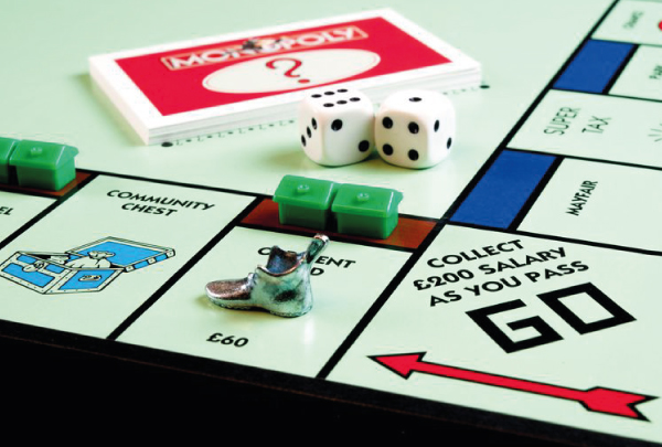Storming onto new Black Country Monopoly Board!