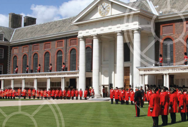 Our largest contract to date as we help renovate dormitories at this iconic UK address.