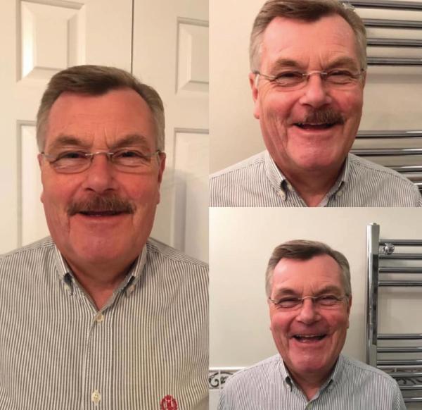 Martin's Movember