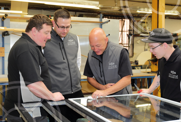 Helping people understand that our quality, bespoke and handcrafted secondary glazing isn't the same as double glazing is something we're very passionate about.