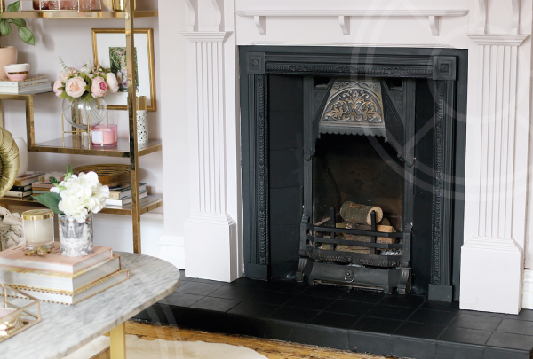 There's nothing cosier than an open fire, right? Unfortunately, that's only true when they're lit. If your period home has fireplaces dotted around in several rooms, they might look amazing, but chances are they're leaking in a whole lot of cold air down the chimney!