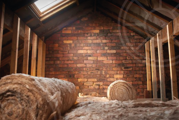 As with the windows of a period property, insulation cannot interfere with the original fabric of the house and must be deemed appropriate for use.