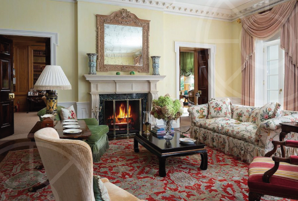 Five ways to make a period home warm and cosy