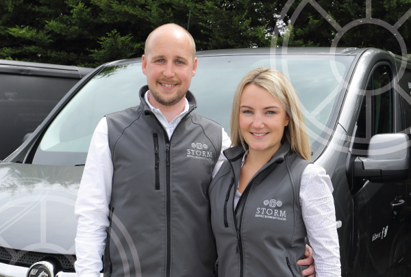 We're extremely proud of our heritage as a family-run business so it's fitting that our newest Directors are Jayne and Mitch, daughter and son-in-law to founder Martin Walford.