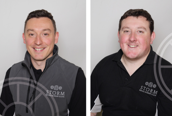 The vision of Martin and business partner George Parkes lives on in not only Jayne and Mitch, but George's sons Oliver and James, Oliver works as a surveyor and installer and James works in our Production Department.