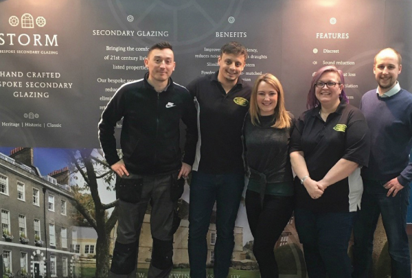 We were at The Listed Property Show in February 2018 and had a very successful show.